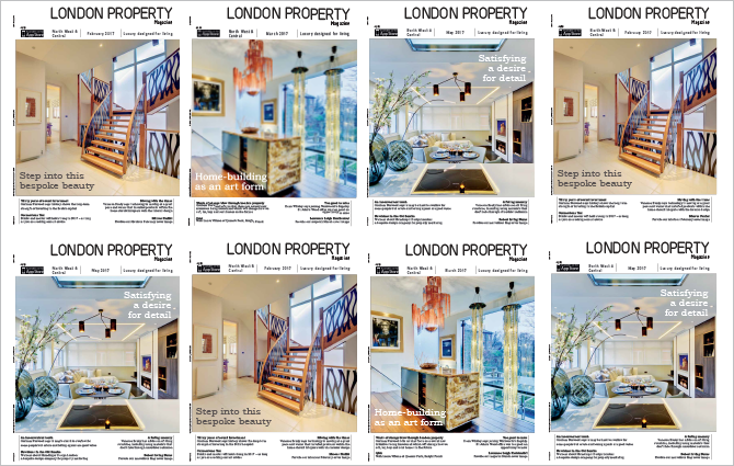 London Property Magazine Cover